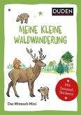 Duden Minis (Band 32) - Mein kleine Waldwanderung / VE mit 3 Exemplaren
