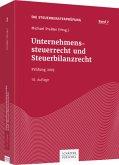 Unternehmenssteuerrecht und Steuerbilanzrecht / Die Steuerberaterprüfung .2