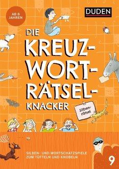Die Kreuzworträtselknacker - Silbenrätsel (Band 9) - Eck, Janine;Offermann, Kristina