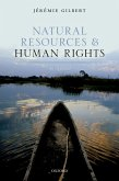 Natural Resources and Human Rights (eBook, PDF)