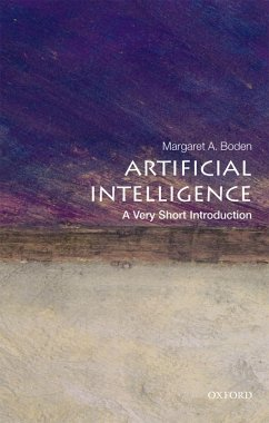 Artificial Intelligence: A Very Short Introduction (eBook, PDF) - Boden, Margaret A.