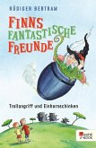 Trollangriff und Einhornschinken / Finns fantastische Freunde Bd.1 (eBook, ePUB)