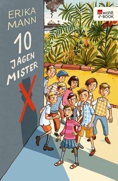 Zehn jagen Mr. X (eBook, ePUB) - Mann, Erika