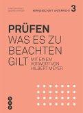Prüfen (E-Book) (eBook, ePUB)