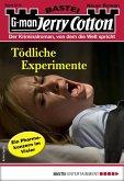 Tödliche Experimente / Jerry Cotton Bd.3210 (eBook, ePUB)