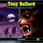 Tony Ballard, Folge 33: Verflucht (MP3-Download)