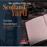 Die größten Fälle von Scotland Yard, Folge 15: Tod eines Scheinheiligen (MP3-Download)