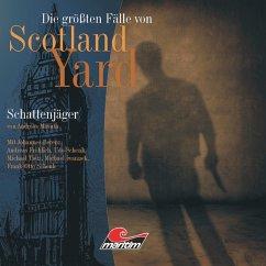 Die größten Fälle von Scotland Yard, Folge 11: Schattenjäger (MP3-Download)