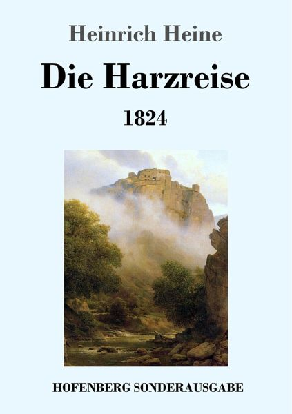 Die Harzreise 1824