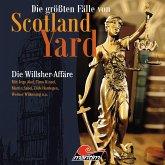 Die größten Fälle von Scotland Yard, Folge 25: Die Willsher-Affäre (MP3-Download)