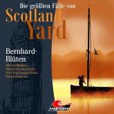 Die größten Fälle von Scotland Yard, Folge 31: Bernhard-Blüten (MP3-Download)