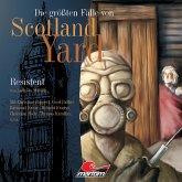 Die größten Fälle von Scotland Yard, Folge 6: Resistent (MP3-Download)