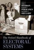 The Oxford Handbook of Electoral Systems (eBook, PDF)