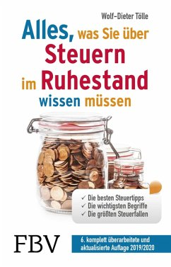 Alles, was Sie über Steuern im Ruhestand wissen müssen (eBook, PDF) - Tölle, Wolf-Dieter