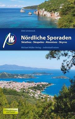 Nördliche Sporaden Reiseführer Michael Müller Verlag (eBook, ePUB) - Schönrock, Dirk