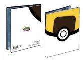 Pokemon Ultra Ball 4-Pocket Portfolio (Sammelkartenspiel-Zubehör)