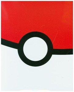 Pokemon Pokeball 4-Pocket Portfolio (Sammelkartenspiel-Zubehör)