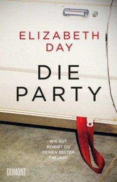 Die Party (Mängelexemplar) - Day, Elizabeth