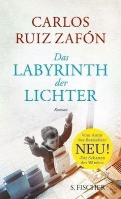 Das Labyrinth der Lichter / Barcelona Bd.4 (Mängelexemplar) - Ruiz Zafón, Carlos