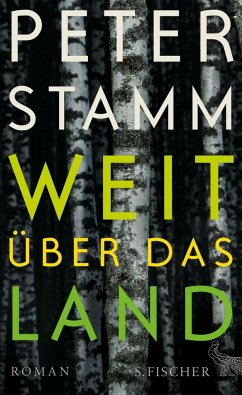 Weit über das Land (Mängelexemplar) - Stamm, Peter