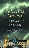 Schwarze Katzen / Laura Gottberg Bd.9 (Mängelexemplar)
