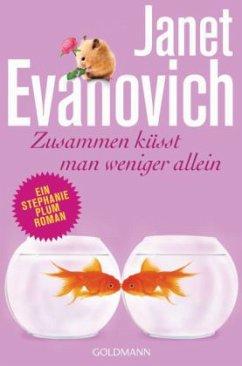 Zusammen küsst man weniger allein / Stephanie Plum Bd.21 (Mängelexemplar) - Evanovich, Janet