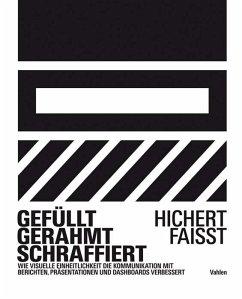 Gefüllt, gerahmt, schraffiert - Hichert, Rolf; Faisst, Jürgen