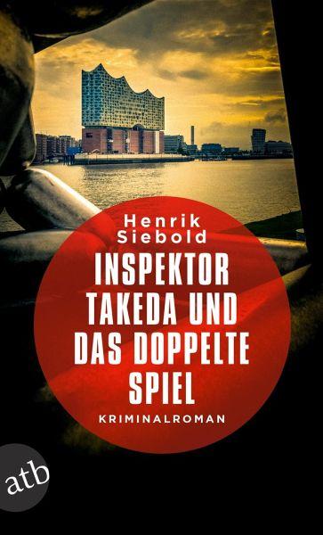 Buch-Reihe Inspektor Takeda