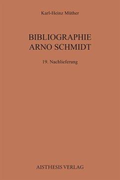 Bibliographie Arno Schmidt - Müther, Karl-Heinz