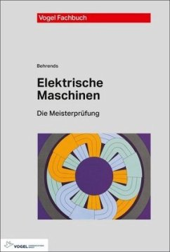 Elektrische Maschinen - Behrends, Peter