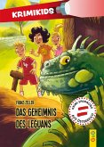 KrimiKids - Das Geheimnis des Leguans
