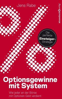 Optionsgewinne mit System - Rabe, Jens
