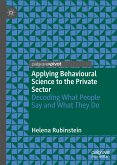 Applying Behavioural Science to the Private Sector (eBook, PDF)