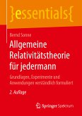 Allgemeine Relativitätstheorie für jedermann (eBook, PDF)