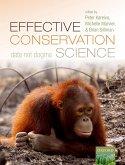 Effective Conservation Science (eBook, PDF)