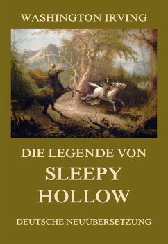 Die Legende von Sleepy Hollow (eBook, ePUB) - Irving, Washington
