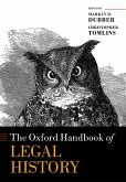 The Oxford Handbook of Legal History (eBook, PDF)