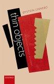 Thin Objects (eBook, PDF)