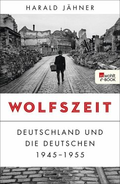 Wolfszeit (eBook, ePUB) - Jähner, Harald