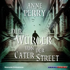 Der Würger von der Cater Street (Gekürzt) (MP3-Download) - Perry, Anne