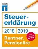 Steuererklärung 2018/2019 - Rentner, Pensionäre (eBook, PDF)