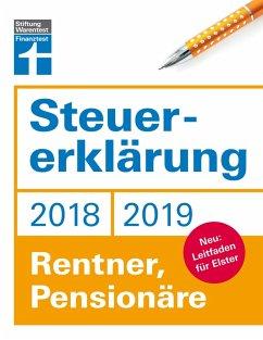 Steuererklärung 2018/2019 - Rentner, Pensionäre (eBook, PDF) - Fröhlich, Hans W.
