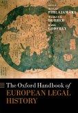 The Oxford Handbook of European Legal History (eBook, PDF)