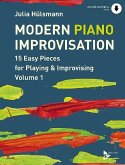 Modern Piano Improvisation, Klavier