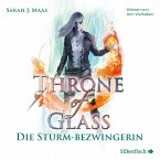 Die Sturmbezwingerin / Throne of Glass Bd.5 (4 MP3-CDs)