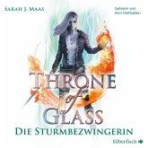 Die Sturmbezwingerin / Throne of Glass Bd.5 (4 MP3-CDs)