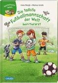 Gemeinsam lesen: Die tollste Fußballmannschaft der Welt beim Tierarzt