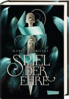 Spiel der Ehre / Die Schatten von Valoria Bd.2 - Rutkoski, Marie