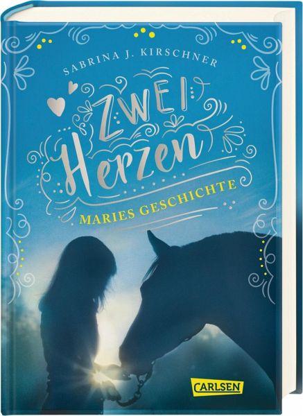 Buch-Reihe Zwei Herzen - eine Pferdeliebe