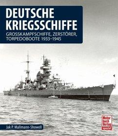 Deutsche Kriegsschiffe - Mallmann Showell, Jak P.